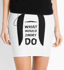 What Would Jimmy Do Mini Skirt