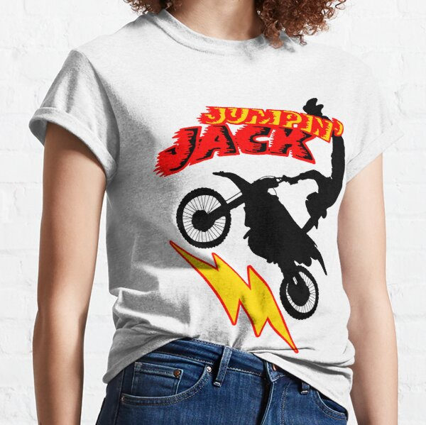 Jumping Jack Flash; FMX; Classic T-Shirt