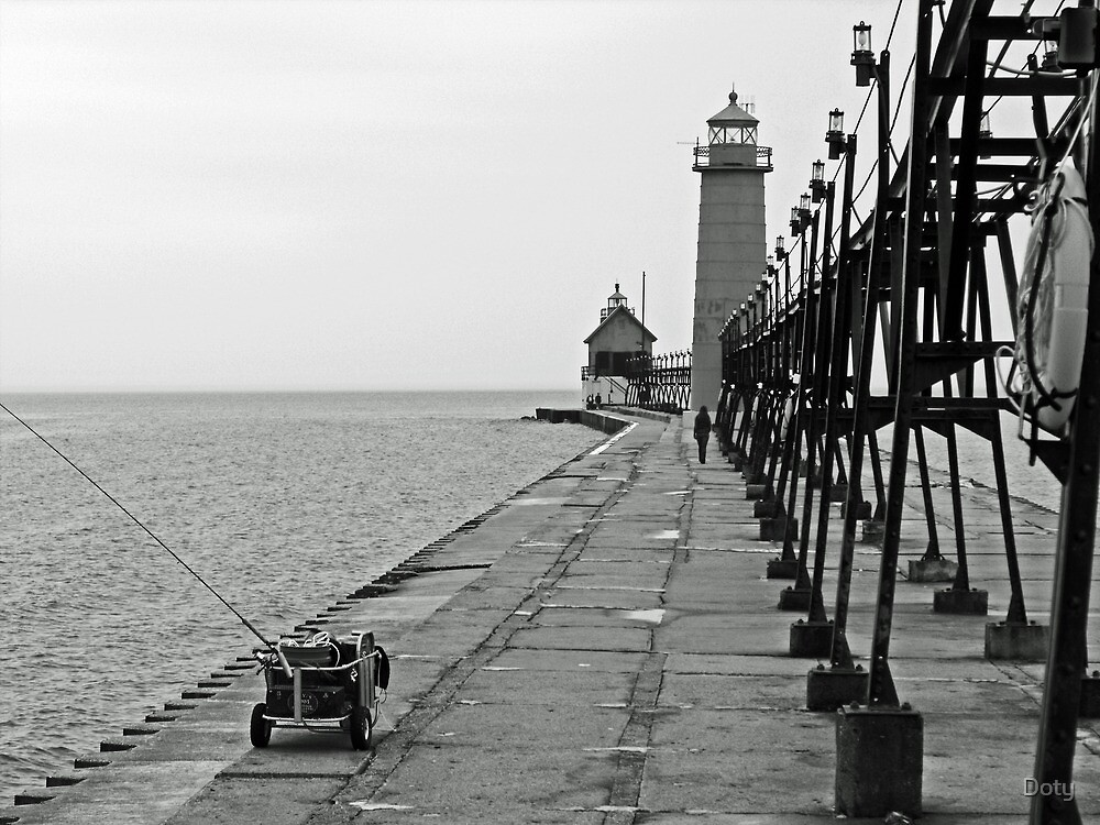 The Beauty of Michigan  by Doty