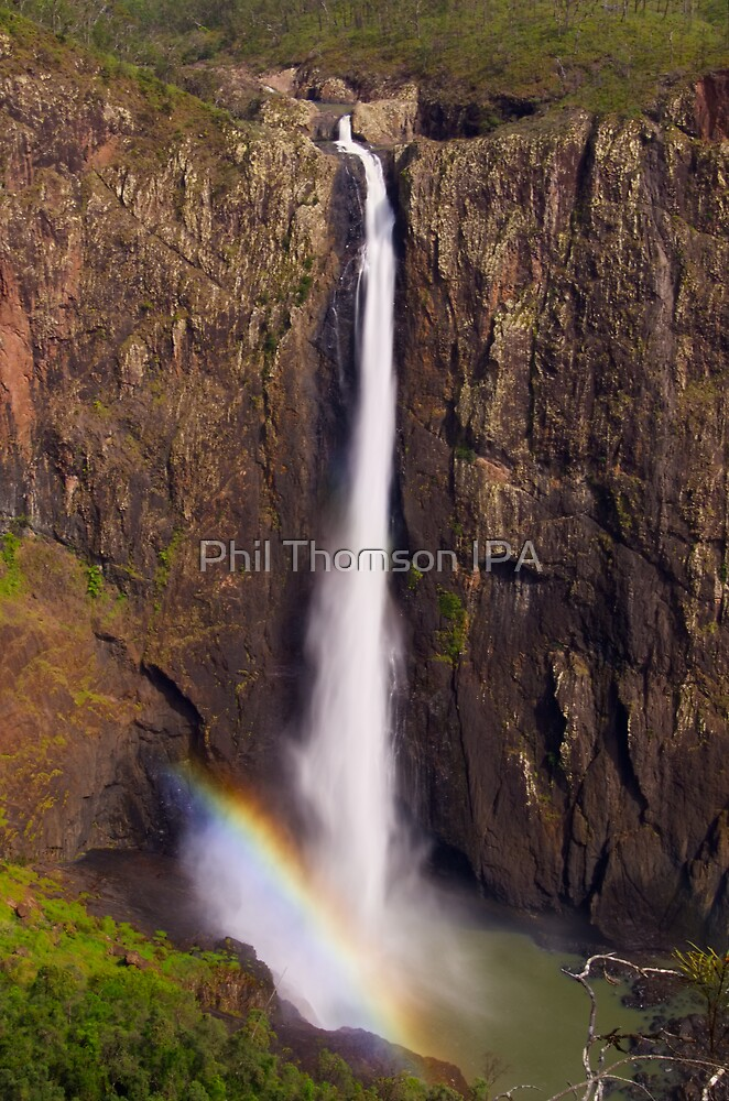 Wallaman Falls by Phil Thomson IPA