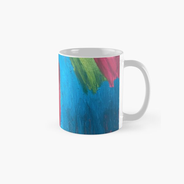 The Journey Between Trauma and Recovery Classic Mug