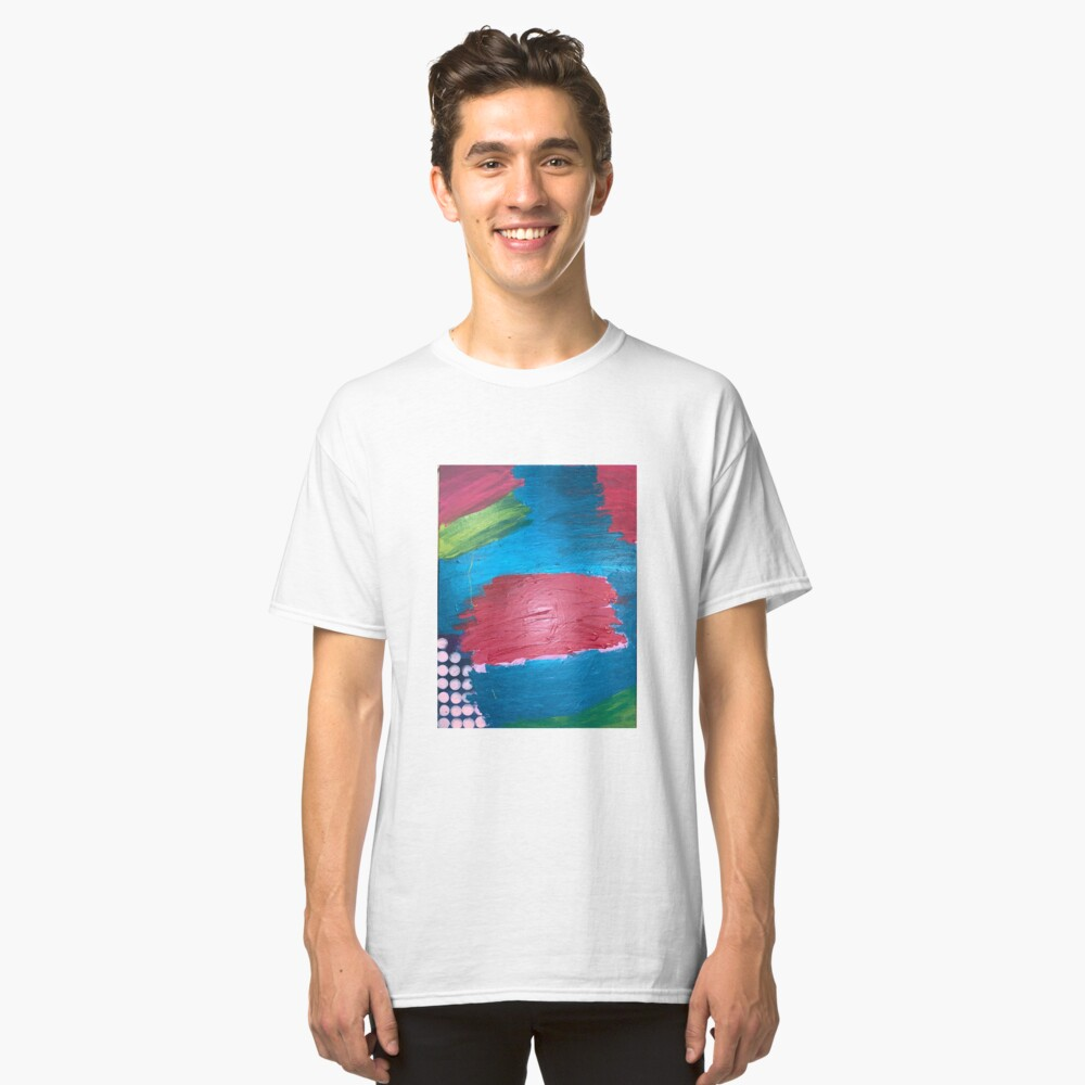 The Journey Between Trauma and Recovery Classic T-Shirt