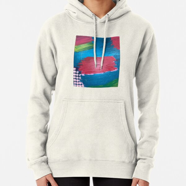 The Journey Between Trauma and Recovery Pullover Hoodie