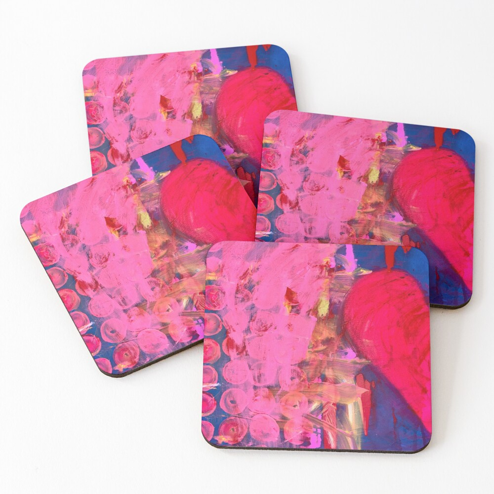You Will Always Be My One Coasters (Set of 4)