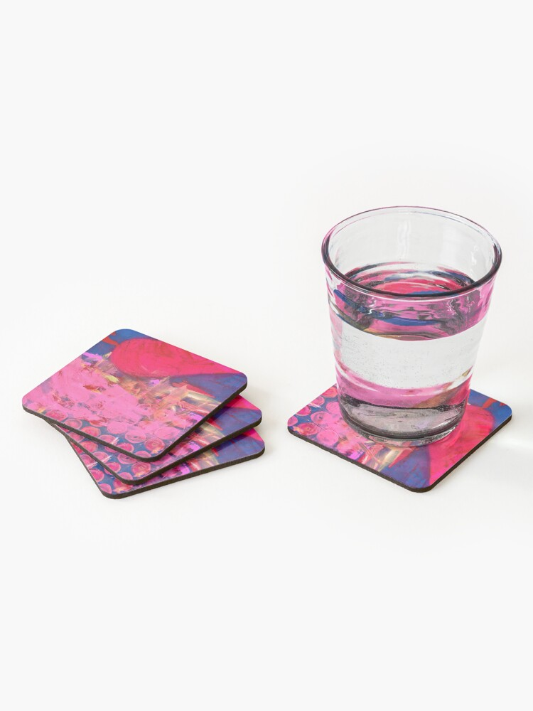 Alternate view of You Will Always Be My One Coasters (Set of 4)
