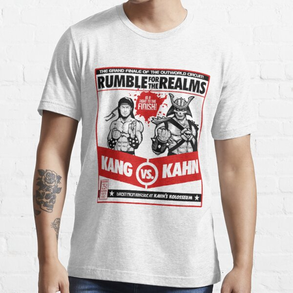 Let's Get Ready to Kombat! Essential T-Shirt
