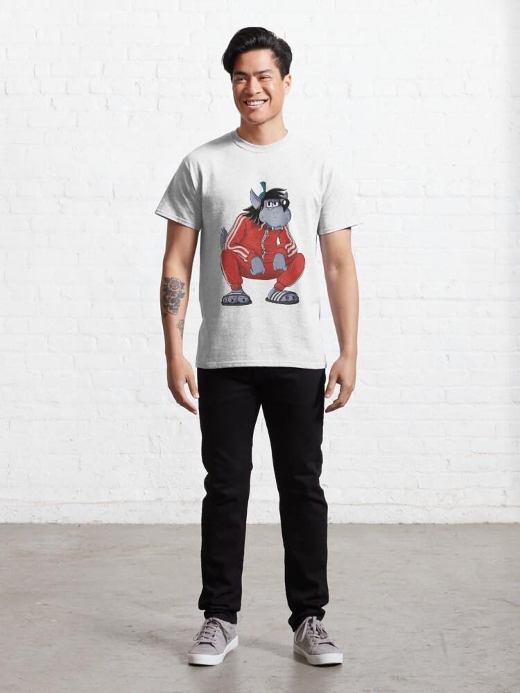 Alternate view of Nu, pogodi ! Tracksuit Squat Wolf Classic T-Shirt