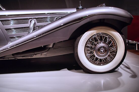 Quot 1937 Mercedes Benz 540k Special Roadster Quot Posters By