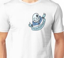 Lazybones - Comic SANS Unisex T-Shirt
