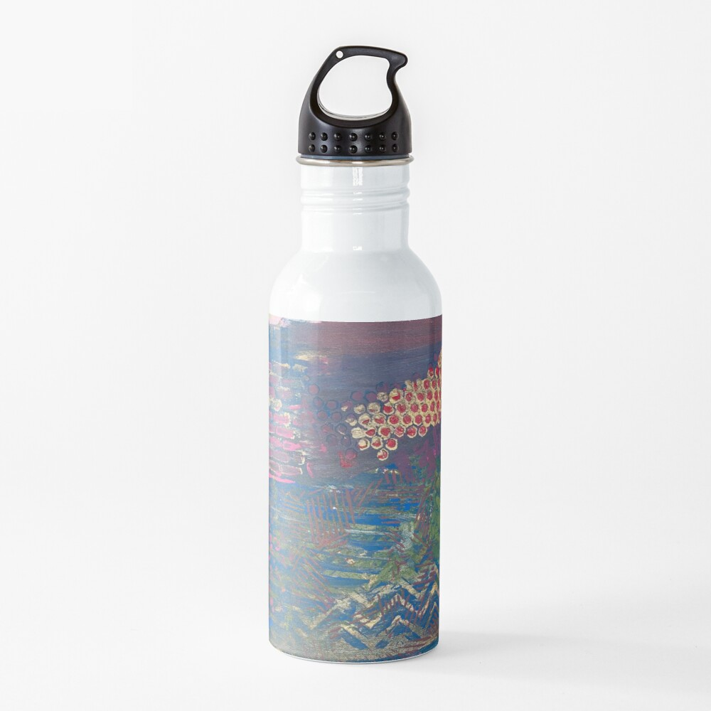 Layer by Layer  Water Bottle