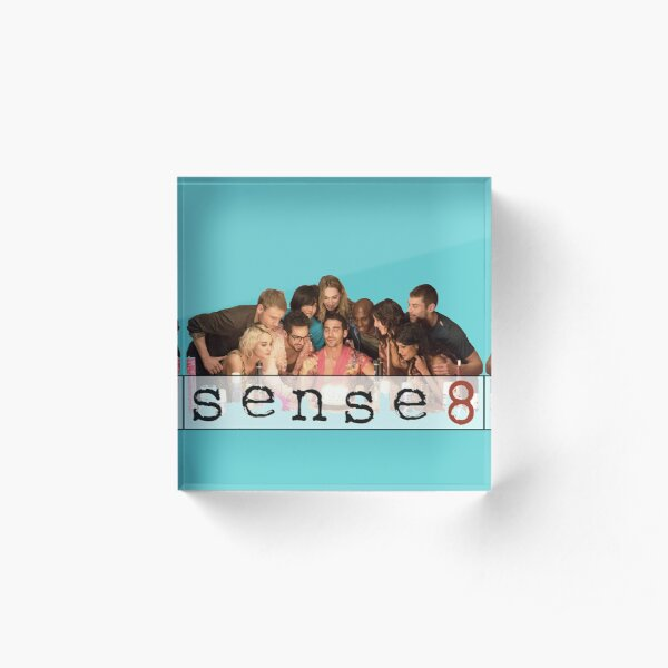 group Sense8 Acrylic Block