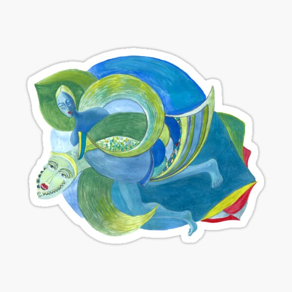 Dream #17 Sticker