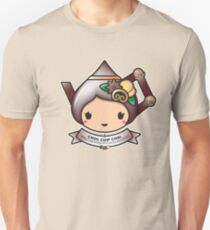 Choc Chip Chai Teapot Unisex T-Shirt