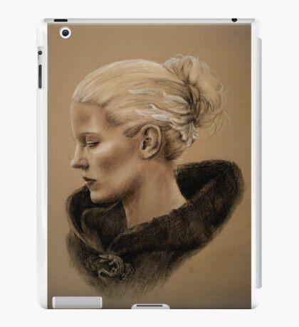 The Dark Swan iPad Case/Skin