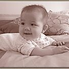Cell Phone Cam Baby by Chet  King