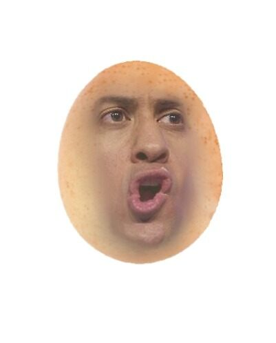 Egg Miliband by Wxnterly