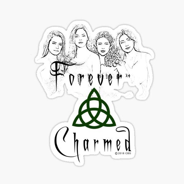 Sœurs charmées Sticker
