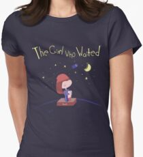 The Girl Who Waited T-Shirt