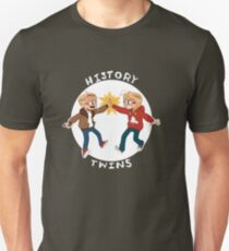 Canada and America History Twins T-Shirt