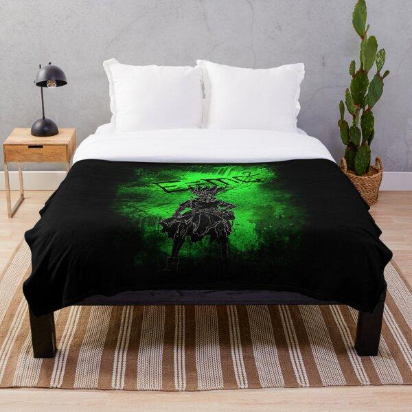 genius awakening Throw Blanket