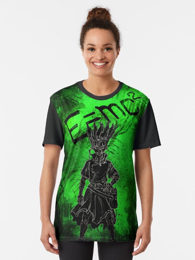 Alternate view of genius awakening Graphic T-Shirt