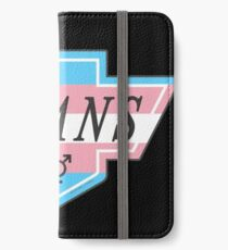 Identity Badge: Transgender iPhone Wallet/Case/Skin