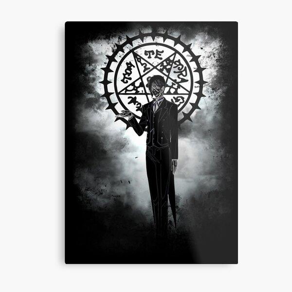devil awakening Metal Print