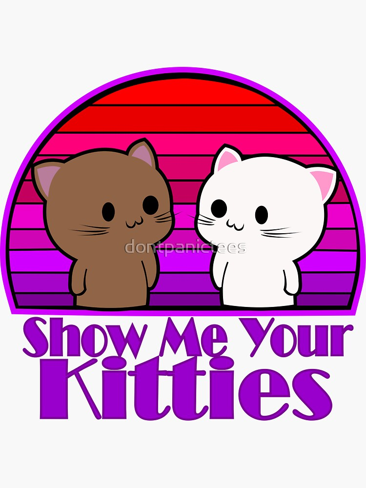 Show me your kitties by dontpanictees