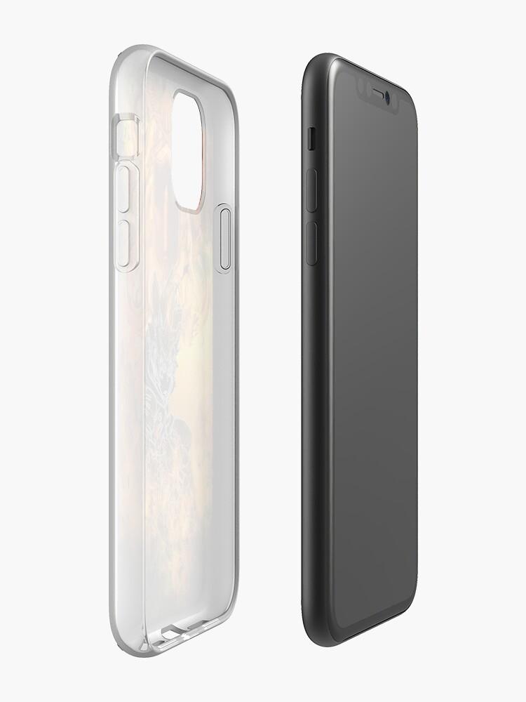 Alternate view of vongola awakening iPhone Case & Cover