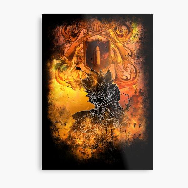 vongola awakening Metal Print