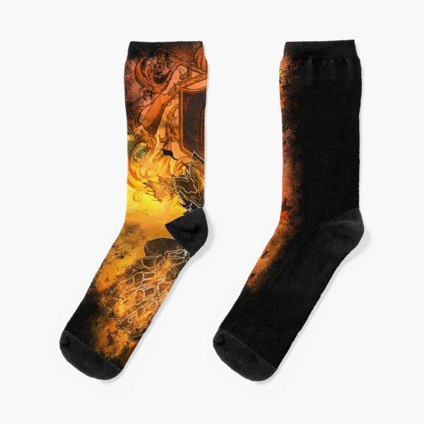 vongola awakening Socks