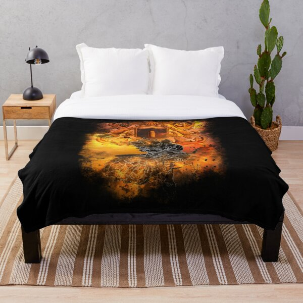 vongola awakening Throw Blanket