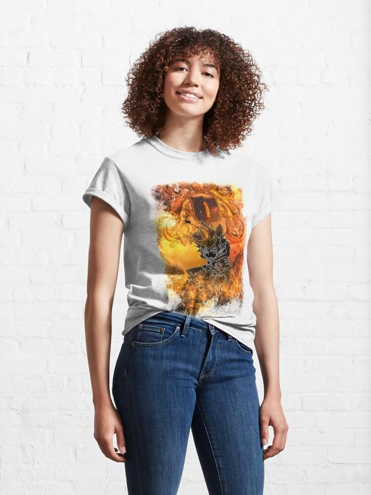 Alternate view of vongola awakening Classic T-Shirt