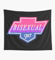 Identity Badge: Bisexual Tapestry