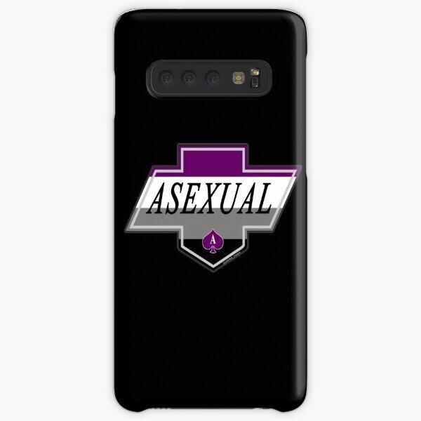 Identity Badge: Asexual Samsung Galaxy Snap Case