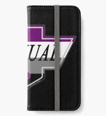 Identity Badge: Asexual iPhone Wallet/Case/Skin