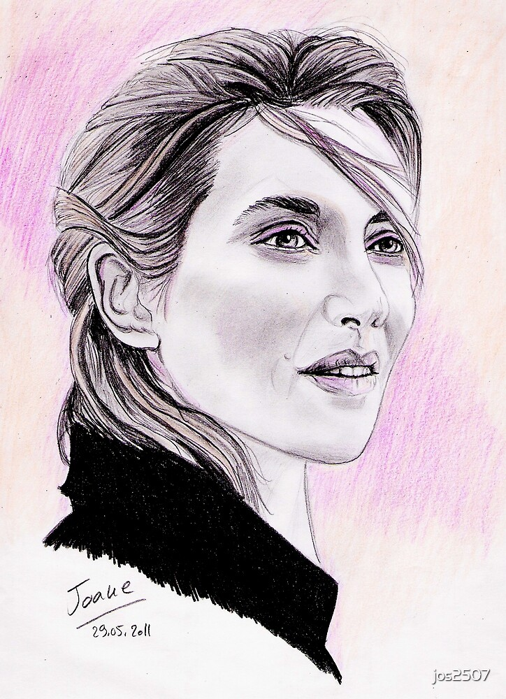 Kate Winslet portrait by jos2507