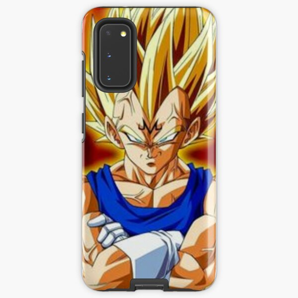 Majin Vegeta Samsung Galaxy Tough Case