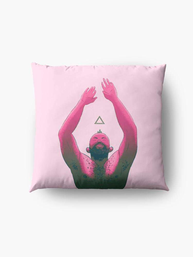 Alternate view of Reach Floor Pillow