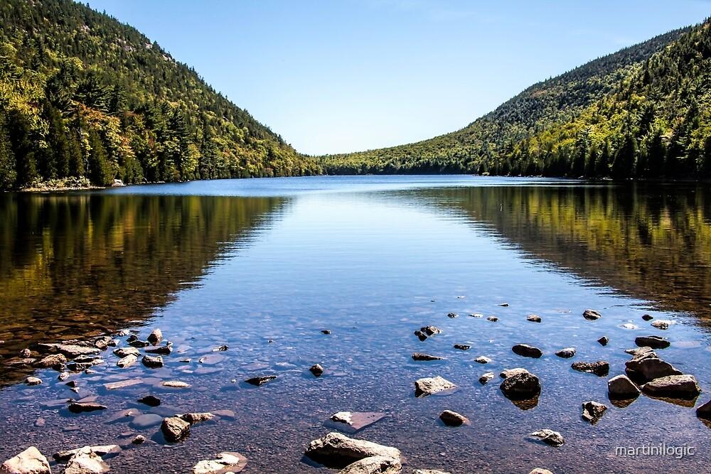 Eagle Lake by martinilogic