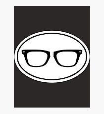 Geek Photographic Print