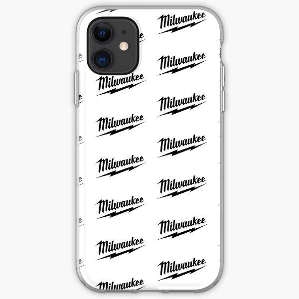 Milwaukee Heavy Duty Tools T-shirt Sticker iPhone Soft Case