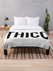 Thicc Throw Blanket