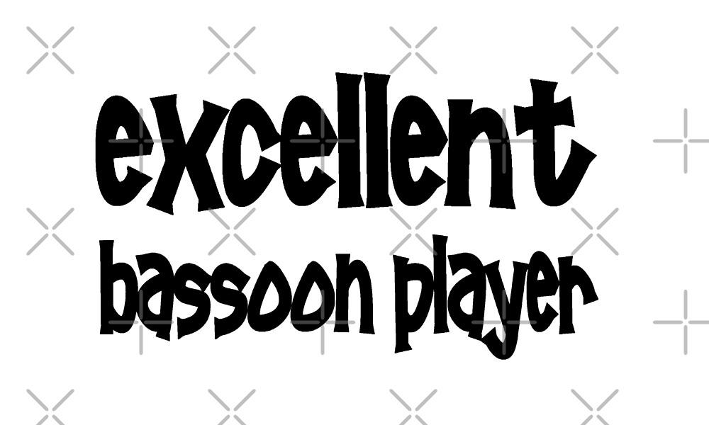 Bassoon by greatshirts
