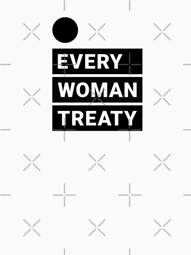 English Every Woman Treaty by WomanTreaty