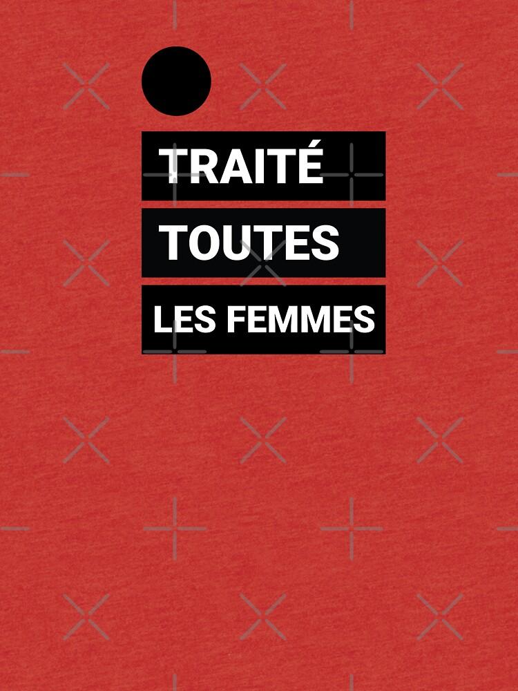 French Every Woman Treaty by WomanTreaty