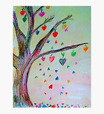 Love Grows!  Photographic Print