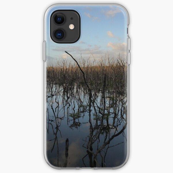 Mangrove Guanacaste, Costa Rica iPhone Soft Case