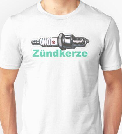 German Zündkerze T-Shirt