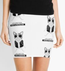 Frenchie Owner Gifts, Frenchie Lover Gifts, Frenchie Lover Mug, Frenchie Lover Shirt, Frenchie Owners, Frenchie Items Mini Skirt